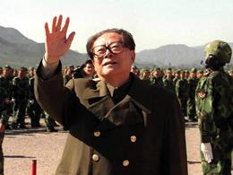 邓力群率左派围剿江泽民