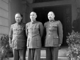 1948蒋家王朝的末日神色