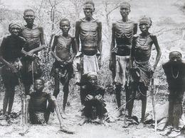 比利时殖民非洲残酷暴行