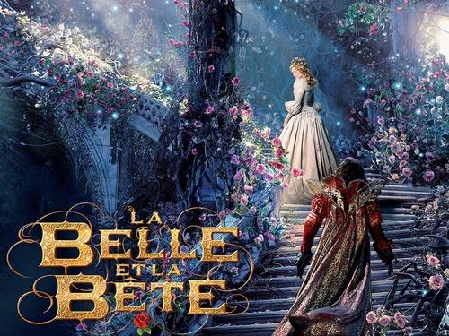 《美女与野兽》:法式原味童话改编