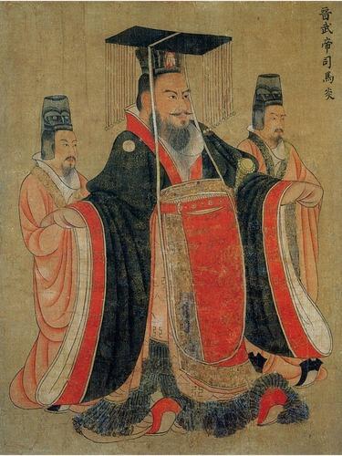 杀功臣是特例<br>真实的开国皇帝[图集]