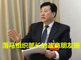 河北组织部长疑为巨富张新明后台