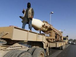 中国导弹装美制悍马车高机动打击IS