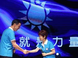 台灣藍營反擊蔡英文對「馬習會」的批評