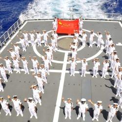 中国首个海外军事基地开建