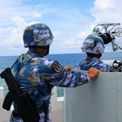 中国海军的<br>御用摄影师