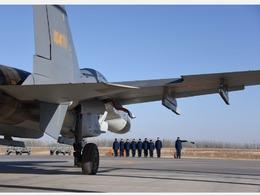 装备太行发动机 疑解放军歼11D战机试飞[图]