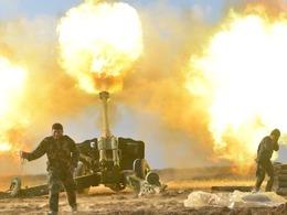伊拉克开启摩苏尔城西收复战