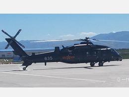 解放军直20直升机试飞最新照曝光[图集]