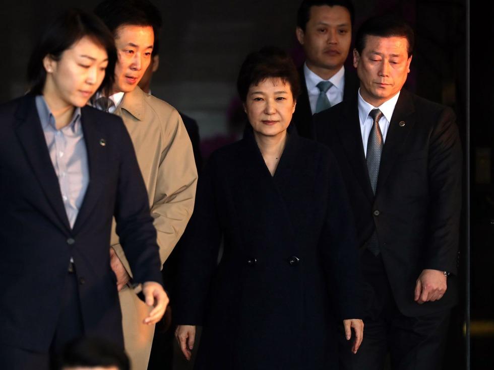 迅速提請批捕朴槿惠 韓國檢方的苦衷