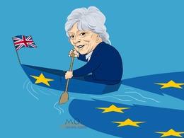 英首相信函抵达欧盟 脱欧正式启动