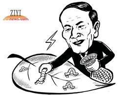 黑龙江政法官员被查 曾是抗洪抢险标兵