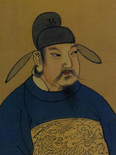 中国古代<br>最具才情十大皇帝[图集]