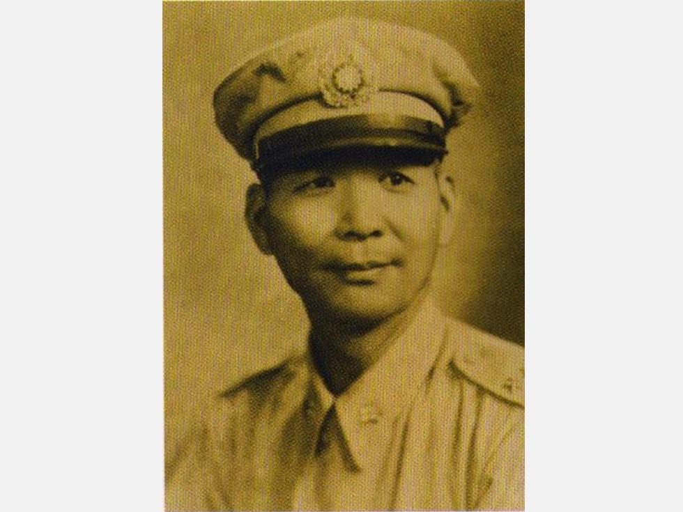 1977年6月22日,台湾陆军一级上将胡琏在台北病逝。7月12日,家属遵从其遗嘱,将骨灰海葬金门。(图源:维基百科公有领域)