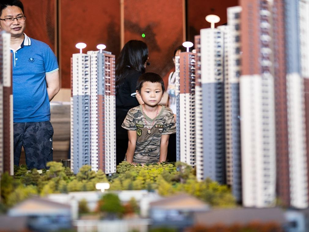 路透:中国楼市涨势已是强弩之末 最新数据显示