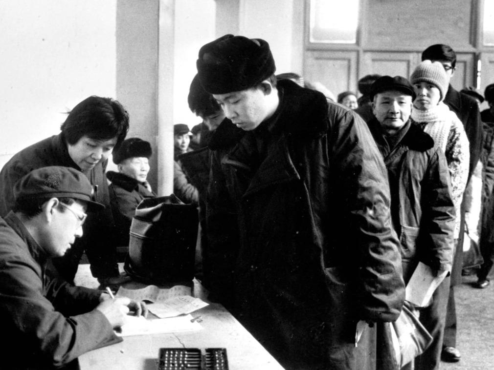 人类历史上最大规模周期性迁徙:中国人的回家路[图集]
