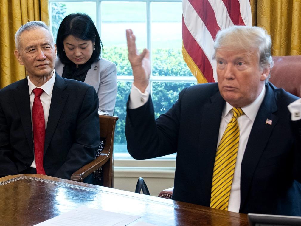 中美即将重启贸易谈判 美媒曝光一大疑问(图)