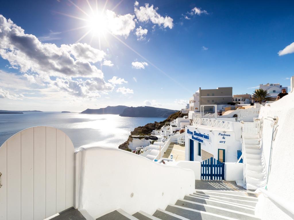 """希腊:一个被称作""""众神居住之地""""的国度[图集]"""